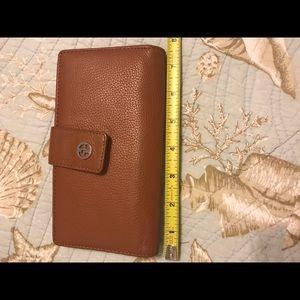 Handbags - Wallet very nice pebbled leather